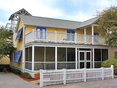Exterior - Sugar - Seaside - rentals
