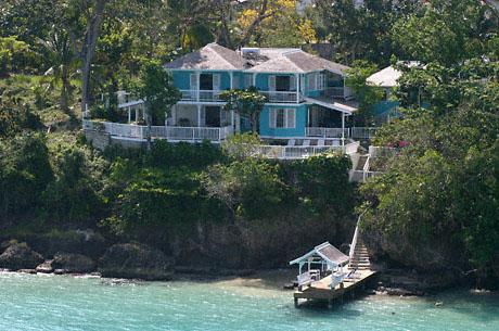 Scotch On The Rocks - Ocho Rios 5 Bedrm Oceanfront - Image 1 - Ocho Rios - rentals