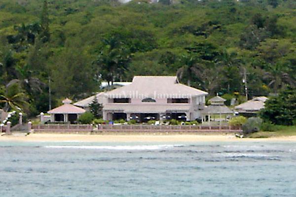 Villa Paradiso - Ocho Rios 7 Bedroom Beachfront - Image 1 - Ocho Rios - rentals