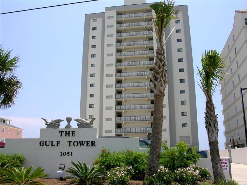 Gulf Tower 12C - Image 1 - Gulf Shores - rentals