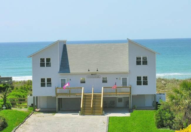 A Seaside Shangri La East - Image 1 - Emerald Isle - rentals