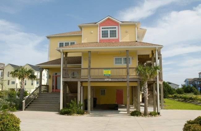 Casa de la Playa - Image 1 - Emerald Isle - rentals