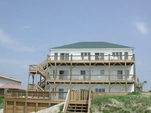 Sail Away - Image 1 - Indian Beach - rentals