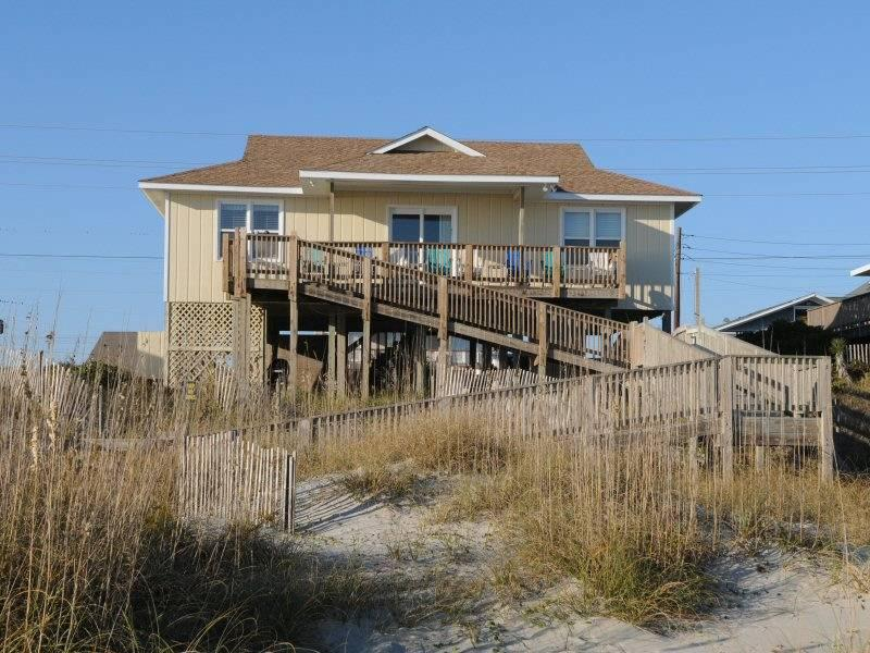 Sea Breeze - Image 1 - Emerald Isle - rentals