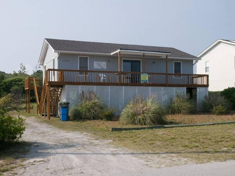 Seascape - Image 1 - Emerald Isle - rentals