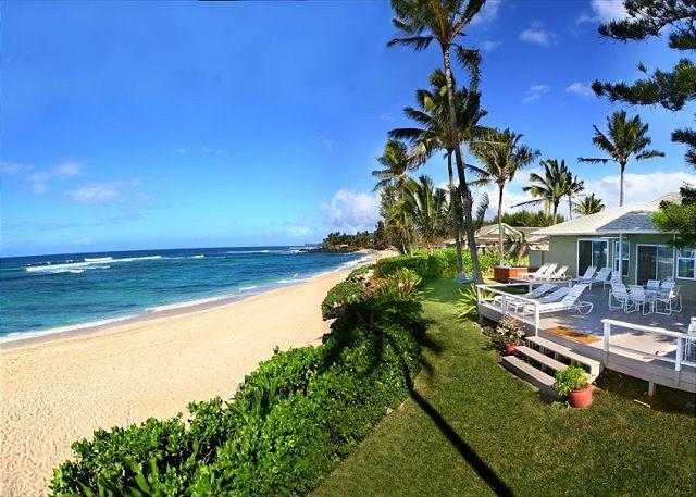 Best reviewed home on North Shore! - Image 1 - Haleiwa - rentals