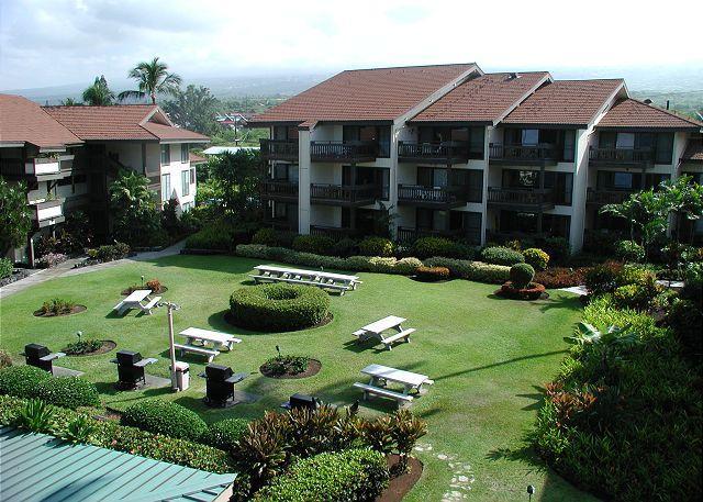 Oceanfront 2 bedroom ground floor condo with amazing Ocean views - Image 1 - Kailua-Kona - rentals