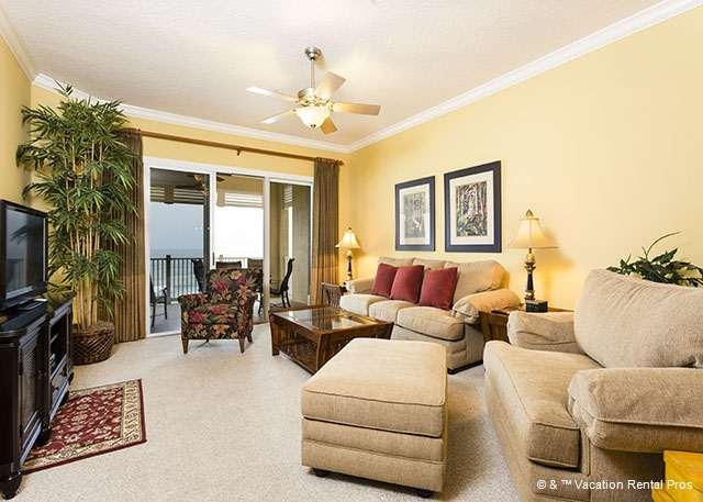 Cinnamon Beach 754 comfortably sleeps eleven people! - 754 Cinnamon Beach, 5th Floor, Beach Front, New HDTV - Palm Coast - rentals