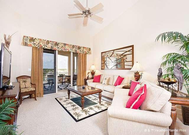 Sit back and enjoy the high life at Cinnamon Beach - 964 Cinnamon Beach, Penthouse 6th Floor, Elevator, HDTV, Wifi - Palm Coast - rentals