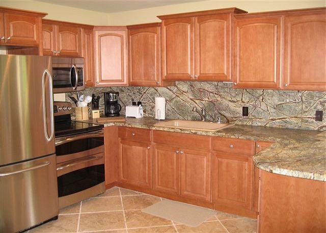 Kitchen Area - Turtle Bay 046 West *** Available for 30 day rentals - Kahuku - rentals