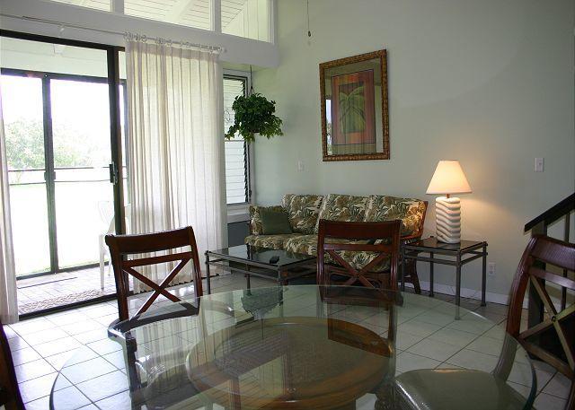 Livingroom/Kitchen - Turtle Bay 112 West *** - Kahuku - rentals