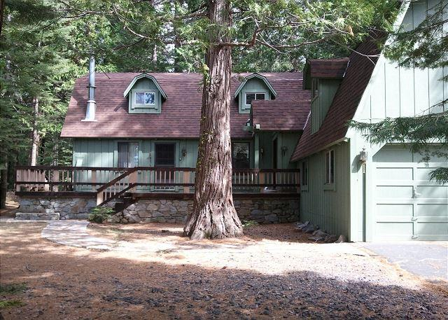 Exterior - Large mountain home- near Pinecrest Lake - Pinecrest - rentals