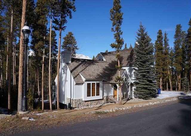 Gold Flake Chalet Private Home in Breckenridge Heights - Gold Flake Chalet Home Hot Tub Breckenridge House Rental - Breckenridge - rentals