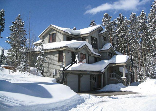 Boulder Ridge Lodge - Winter - Breckenridge Lodging - Boulder Ridge Lodge Luxury Ski-in Home Hot Tub Breckenridge Vacation Rental - World - rentals