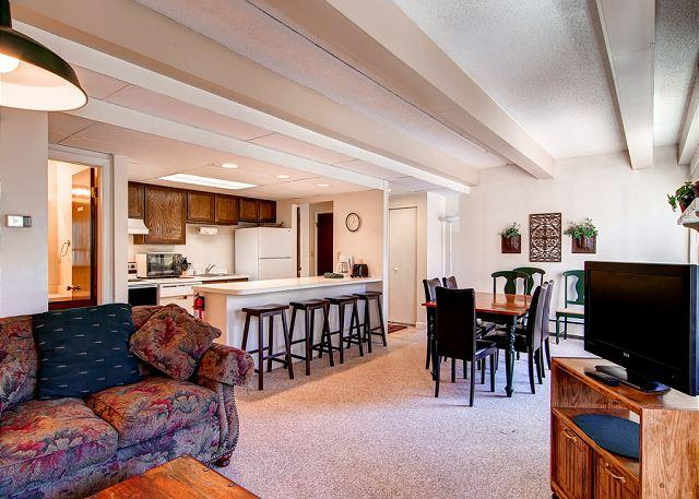 The Lift Living Room Breckenridge Lodging and Vacation Rentals - Lift 107B Condo Downtown Breckenridge Colorado Vacation Rental - World - rentals