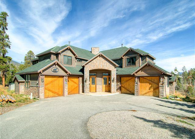 Canny Lodge Duplex in Reserves Frisco Lodging - Canny Lodge Townhome Hot Tub Frisco Colorado House Rental - Frisco - rentals