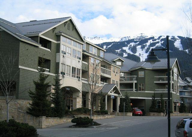 2 +loft, upgraded, village location, hot tub, pool, free parking, internet, - Image 1 - Whistler - rentals