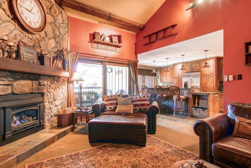 Park Place 304B - Walk to Lifts/Walk to Town - Image 1 - Breckenridge - rentals