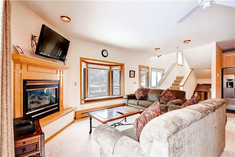 Conveniently Located Mountaineer Townhomes 4 Bedroom Townhomes - MTM1 - Image 1 - Breckenridge - rentals