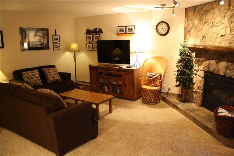 Economic Park Place Condominiums 2 Bedroom Condominium - PC104 - Image 1 - Breckenridge - rentals