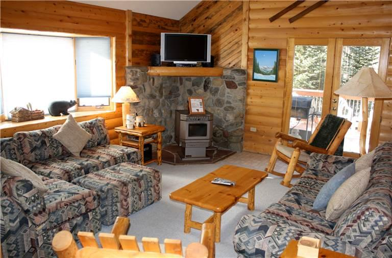 Comfortably Furnished Private Homes 3 Bedroom Luxury Homes - RC747 - Image 1 - Breckenridge - rentals