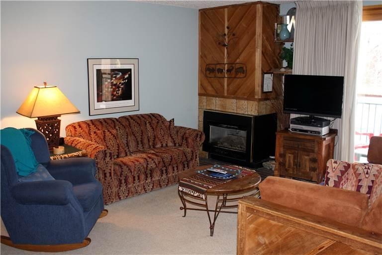 Reasonably Priced Trails End Condominiums 1 Bedroom Condominium - TE207 - Image 1 - Breckenridge - rentals