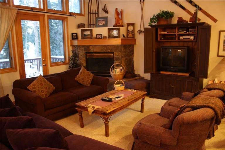 Appealing White Wolf 4 Bedroom Luxury Homes - W1515 - Image 1 - Breckenridge - rentals