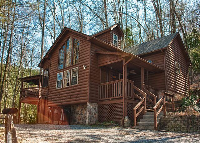 The Name Says It  Private and Spacious Mountain Getaway! - Image 1 - Sevierville - rentals