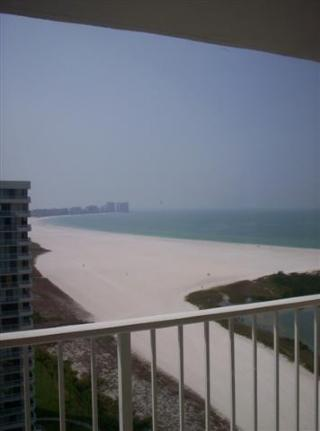 BEST BEACH VIEWS from this South Facing-Top Floor Condo - Cheerful Beachy Decor - Image 1 - Marco Island - rentals
