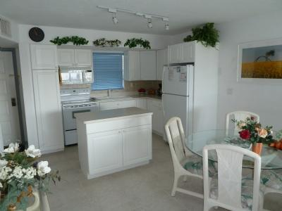 Dining Area & Living View - Anglers Cove A503 - Marco Island - rentals