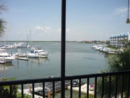 Gourgeus Marine View from Lanai - Impecable unit with beautiful Water views from private balcony - Marco Island - rentals