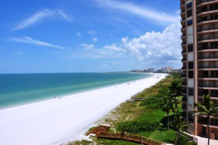 Welcome to LES FALLS - Les Falls - LF704 - Luxurious Beachfront Condo! - Marco Island - rentals