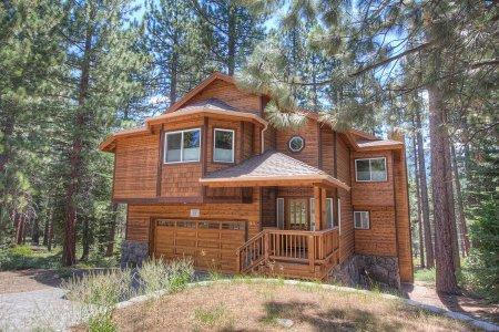 Great House in South Lake Tahoe (Beautiful brand new 2007 home w/ 3 LCD TVs - COH1211) - Image 1 - South Lake Tahoe - rentals