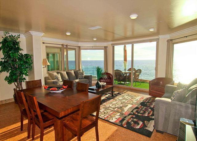 Oceanside Beach Vacation Rental - 7br/7ba Luxury Oceanfront Retreat, Decks, Spa, BBQ, Designer Decorated & A/C - Oceanside - rentals