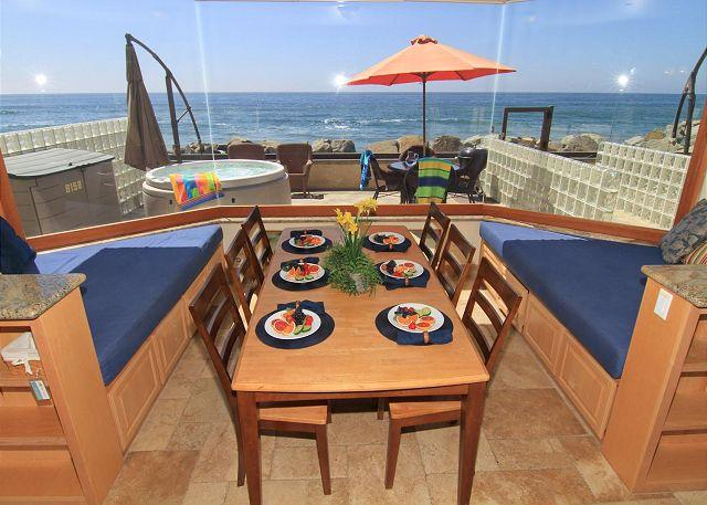 11br/11ba on the Ocean! Rooftop/Spas/BBQ, Stunning! P518-X - Image 1 - Oceanside - rentals
