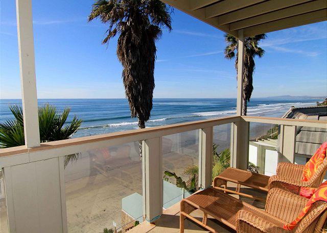 Oceanfront vacation rentals - Charming Romantic Oceanfront Vacation Rental - Encinitas - rentals