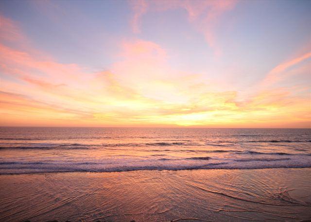 Oceanside Sunset - Luxury Oceantfront rental, 5br/4ba, Spa, Large Kitchen P908-1 - Oceanside - rentals