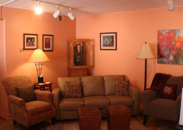 Casita Delgado - Image 1 - Santa Fe - rentals