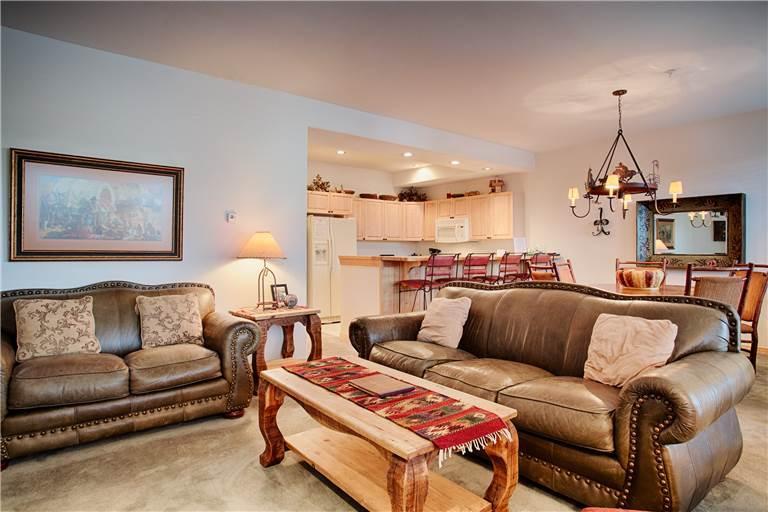Corral 107S - Image 1 - Breckenridge - rentals