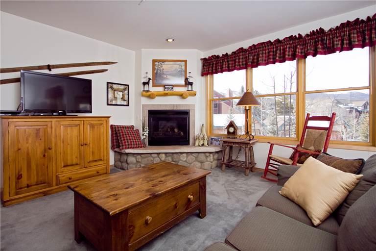 Corral 204S - Image 1 - Breckenridge - rentals