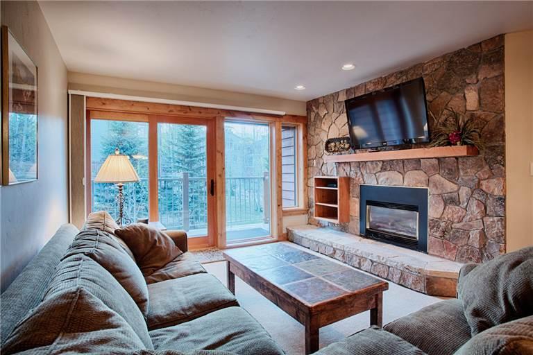 Sawmill Creek Condo 210 - Image 1 - Breckenridge - rentals