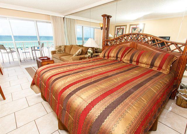 Islander 304 - Condo #304: Beautiful beachfront efficiency- balcony, pool, WiFi - Fort Walton Beach - rentals