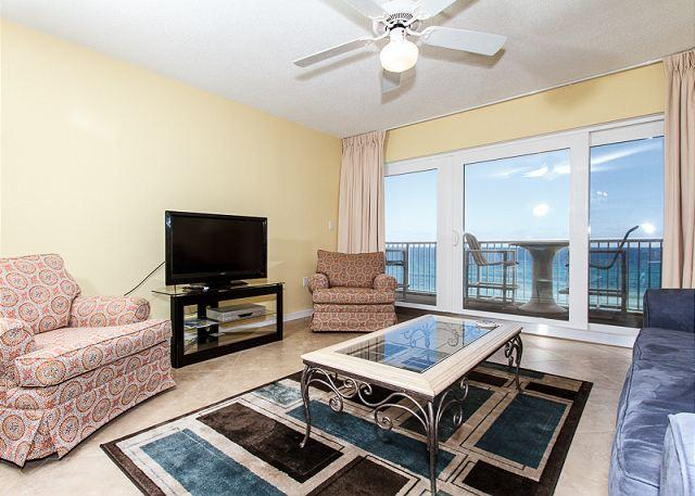 Brand new living room as of April 2013! fresh paint, new furnitu - #7012 -15%OFF the week of 7/30-8/6/16 with promo code BEACH15 call - Fort Walton Beach - rentals