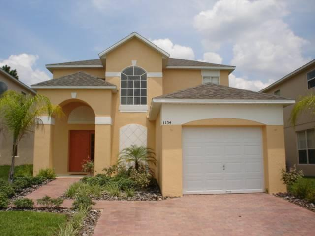 4BR fairway house, 20min to Disney - MCD1134 - Image 1 - Haines City - rentals