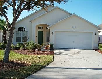 4BR home on the spectacular S. Dunes golf course - GV1520 - Image 1 - Haines City - rentals