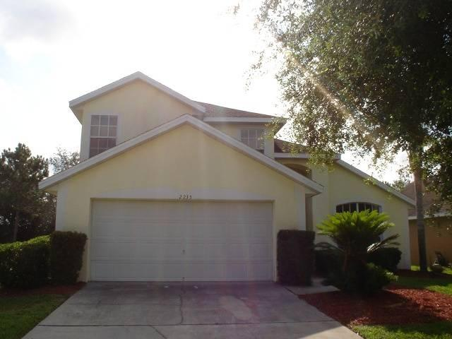 Wonderful 4BR house w/ lake AND Disney access - MC2235 - Image 1 - Haines City - rentals