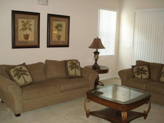 Amazing home only 10min form Disney, 2min to golf - BJW278 - Image 1 - Davenport - rentals