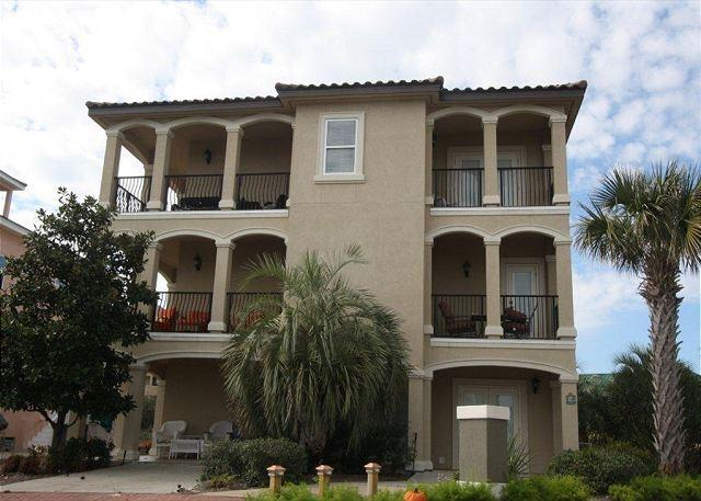 Grand Vacation Home ~ Blue Mountain Beach ~ Beautiful Gulf Views!! - Image 1 - Santa Rosa Beach - rentals
