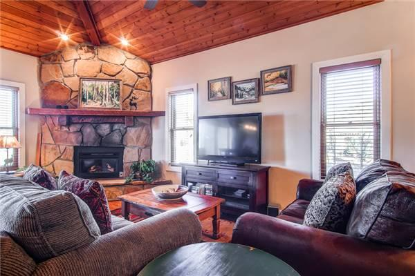 CANYON CROSSING 4: Attractive 3 BR - Image 1 - Park City - rentals