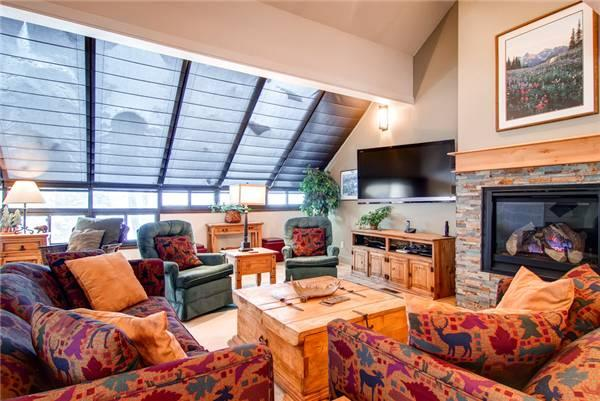 DAYSTAR 1805: Ski Slope Views - Image 1 - Park City - rentals